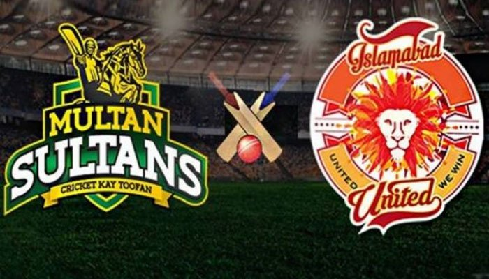 26 February 16 th match 4 edition for P.S.L will be played between Islamabd United vs Multan Sultan tonight at  9:pm Tuestday, Cricket News