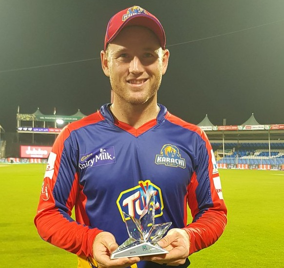 COLIN INGRAM THE FIRST PLAYER FROM OUTSIDE PAKISTAN TO SCORE A CENTURY IN THE PSL 2019, Cricket News