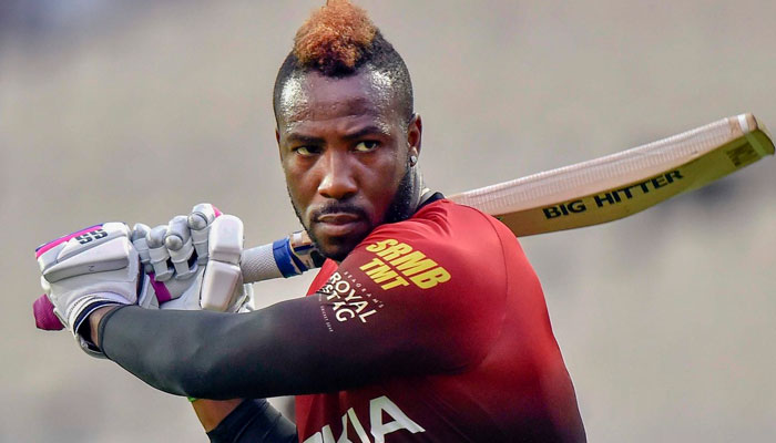 Multan Sultan's most exotic player left the team West Indies Andrey Russell returned home for England's final match against England for a final match, Cricket News