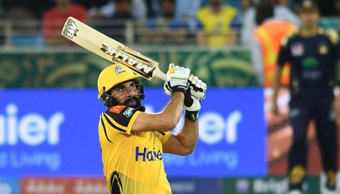 Peshawar Zalmi set 156-run target for Quetta Gladiators to win, Cricket News