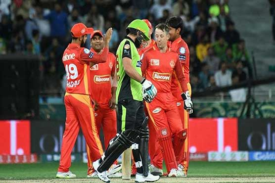 PSL 4 eddition will be played between Lahore Qalandars Islamabad United in Karachi today, Cricket News