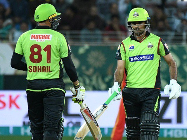 PSL 4: Lahore qalander target 79 runs to win Peshawar Zalmai, Cricket News