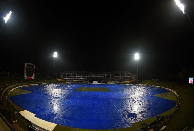 PSL 4, match was stopped due to rain, Cricket News