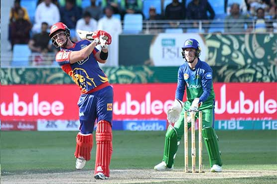 PSL: Multan Sultanz of Karachi Kings target for 184, Cricket News