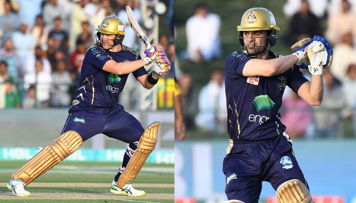 Quetta's Gladiators defeated Peshawar Zalmai by 8 wickets in the fourth edition of Pakistan Super League, Cricket News