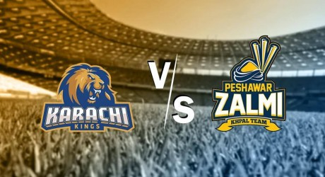 The ninth Twenty20 match in the fourth edition of  (PSL) will be played between Karachi Kings and Peshawar Zalmi tonight  9-00 pm on Thursday., Cricket News