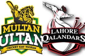 10th Twenty of P.S.L Between will be played Lahore Qalandars vs Multan Sultans at 5:mp in sharjah stadium dubai, PSL News