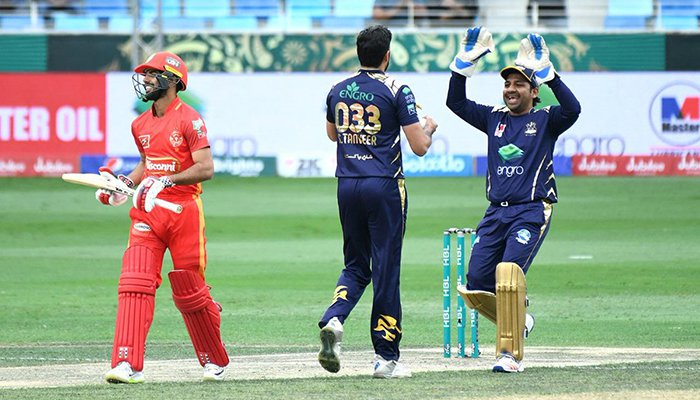 Islamabad united to target 158 runs to win Quetta Gladiators, PSL News