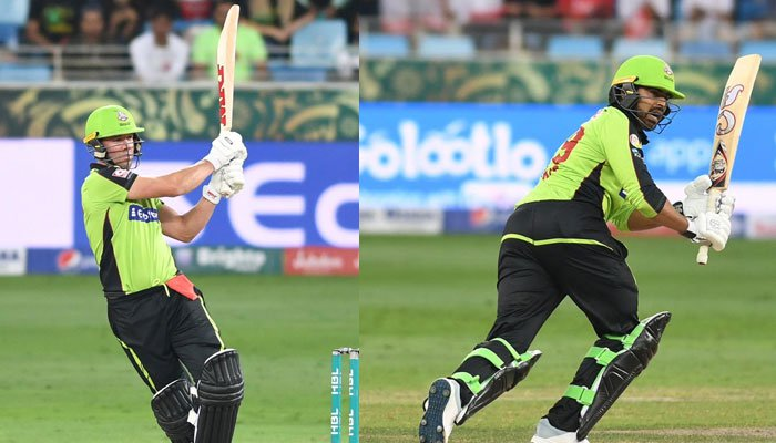 Lahore  qalanders target 141 runs to win multan sultan, PSL News