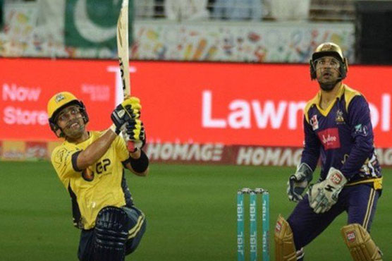 Peshawar Zalmai Quaid's goal of 156 runs to Gladiators, PSL News