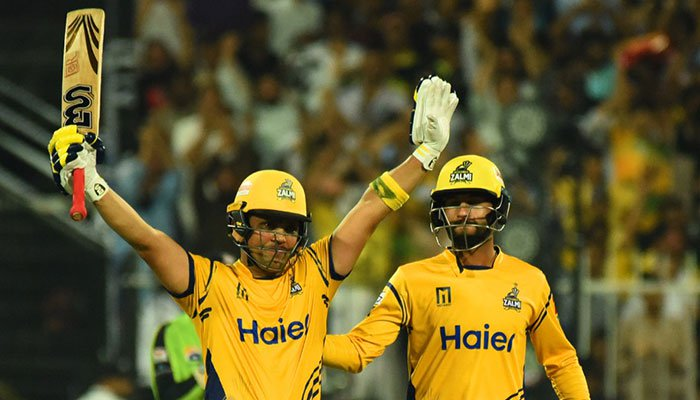 PSL 4, Peshawar Zalmai qualified for the final, Cricket News