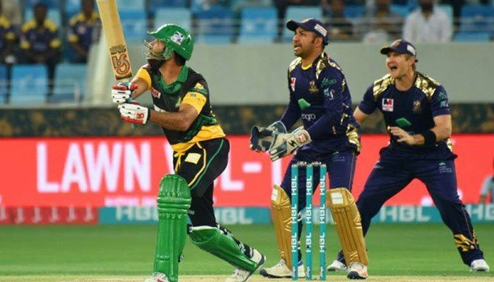PSL: Multan Sultan's Quetta Gladiators target 161 for the target, PSL News