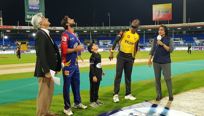 PSL: The Karachi Kings won the toss and decided to field, PSL News