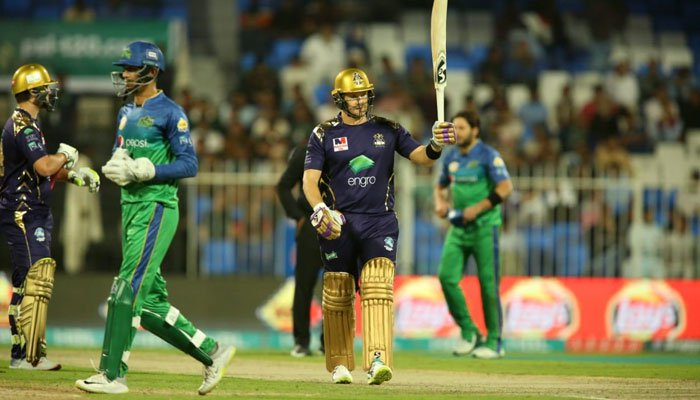 Quetta Gladiators defeated Multan Sultanz by 6 wickets, PSL News