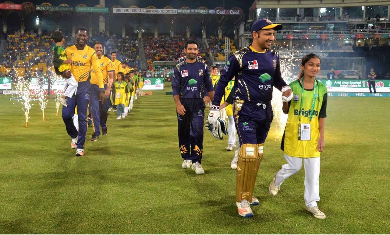 Quetta Gladiators defeated Peshawar Zalmai by 6 wickets, PSL News